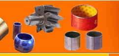 Sintered Parts as Ferrous Sintered Parts, Non Ferrous Sintered Parts